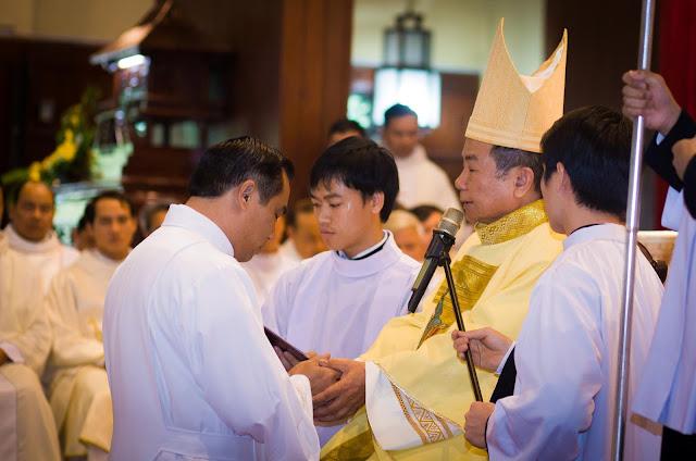 Lễ truyền chức Phó tế và Linh mục tại Giáo phận Lạng Sơn Cao Bằng 27.12.2017 - Ảnh minh hoạ 8