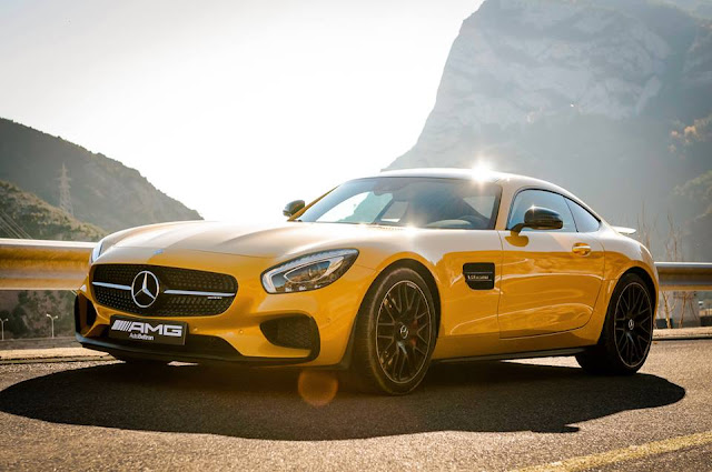 Mercedes-AMG: A High Performance Driving Experience | Mercedes-Benz
