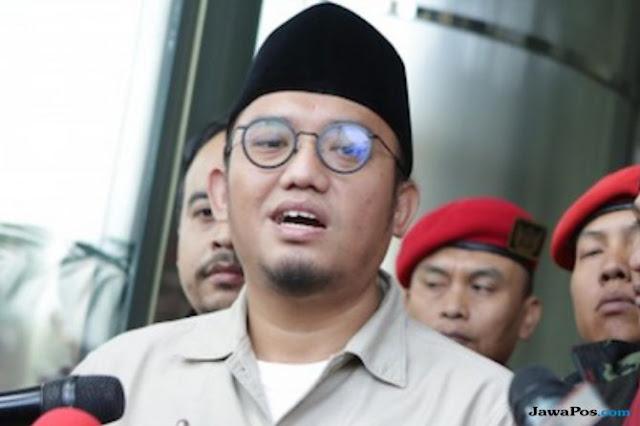 Kata Dahnil, Prabowo Ikhlas Bantu Jokowi dan Ahok