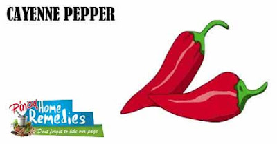 Home Remedies For Foot Tendonitis: Cayenne Pepper