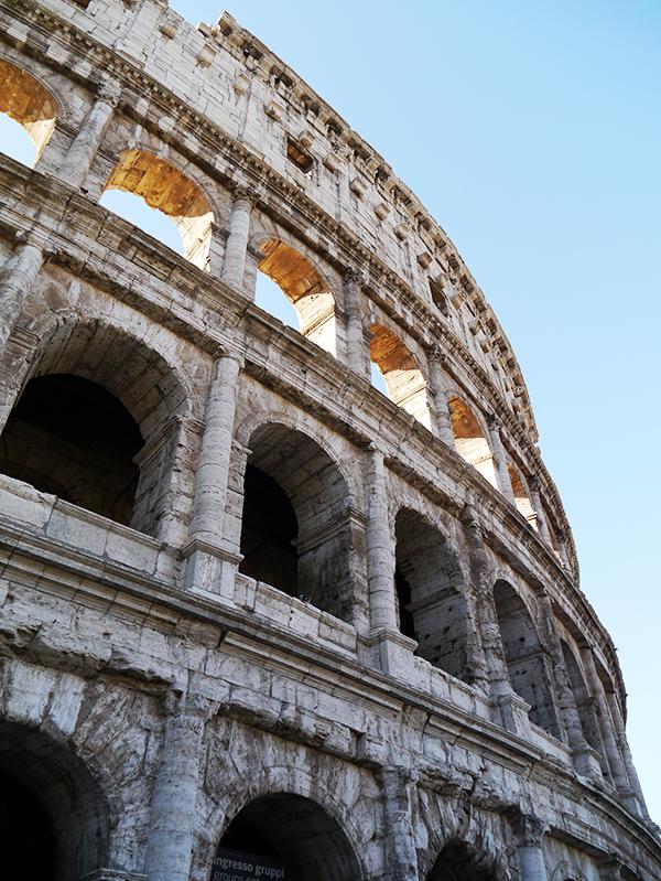 Colosseum exterior wall