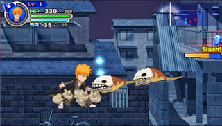 Game Bleach Soul Carnival ISO PPSSPP