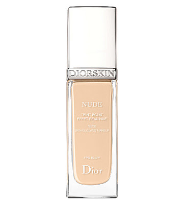 Dior Nude Skin Glowing Makeup Foundation