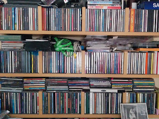 Some of our CD Collection