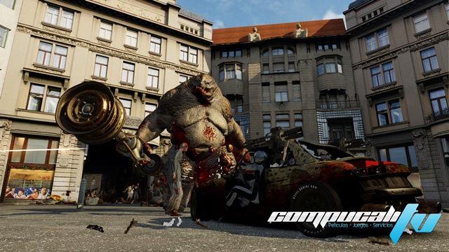 Gas Guzzlers Extreme Full Metal Zombie PC Full Español