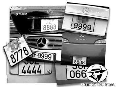 Dịch vụ thám tử truy tìm biển số xe cả nước