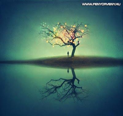 A tudatosság világossága, az Én ragyogása