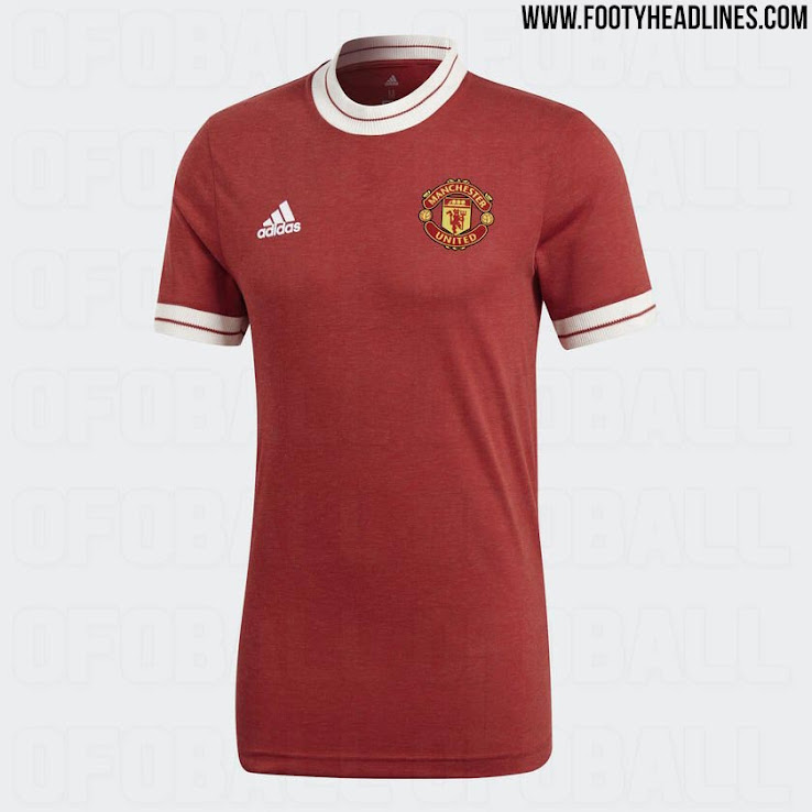 reputable site 7094e 4ceb9 Manchester United To Release 60's Retro Adidas Kit And It's ...