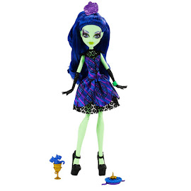 MH Scream & Sugar Amanita Nightshade Doll