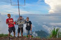 Pendakian Gunung Ungaran Via Mawar