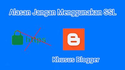 SSL Blogger