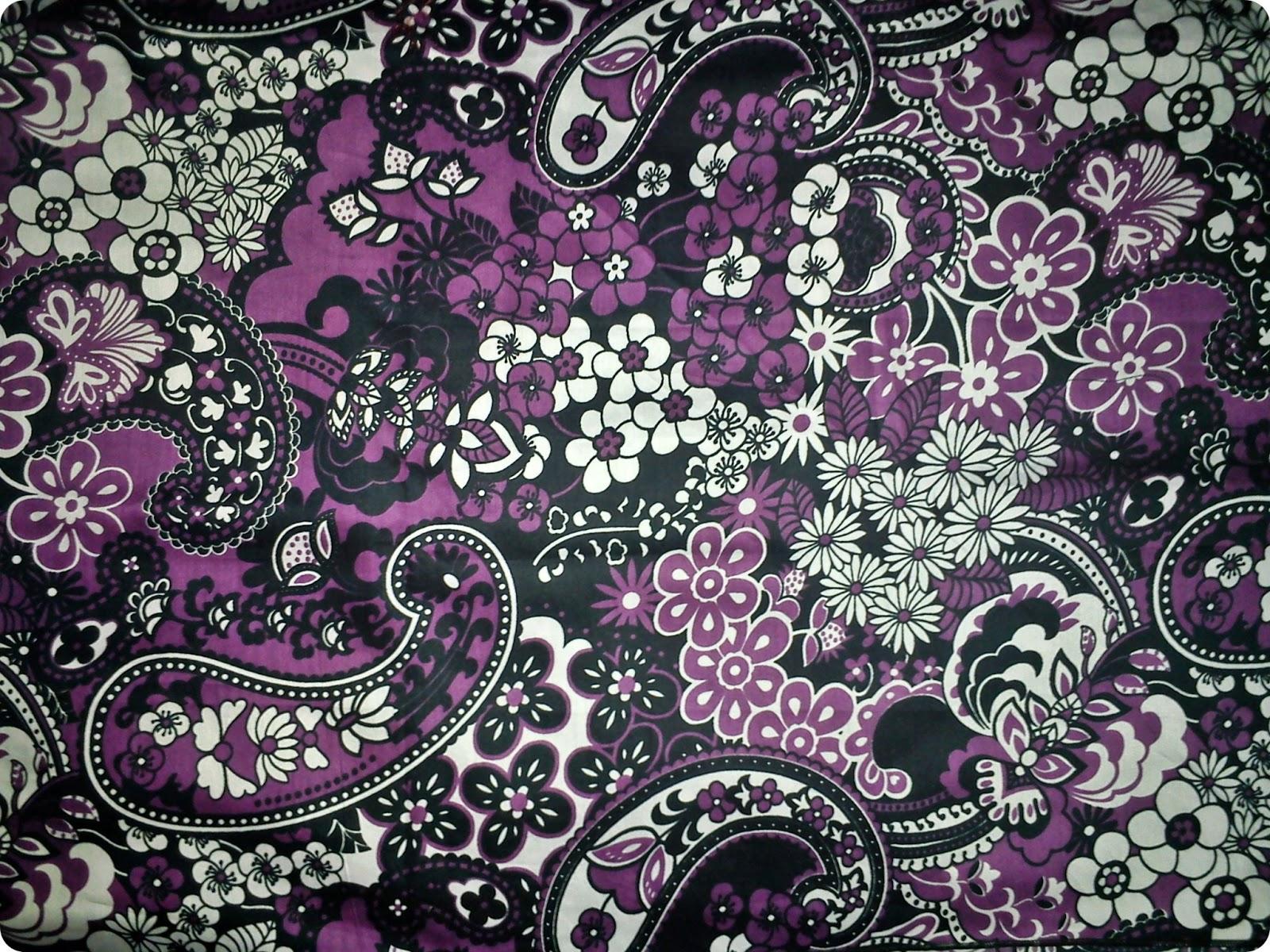 Girls Closet Paisley Batik Printed Square