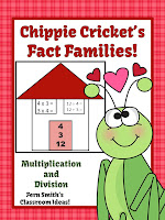 http://www.teacherspayteachers.com/Product/Valentines-Multiplication-and-Division-Fact-Family-Center-Notebook-Activities-1058009