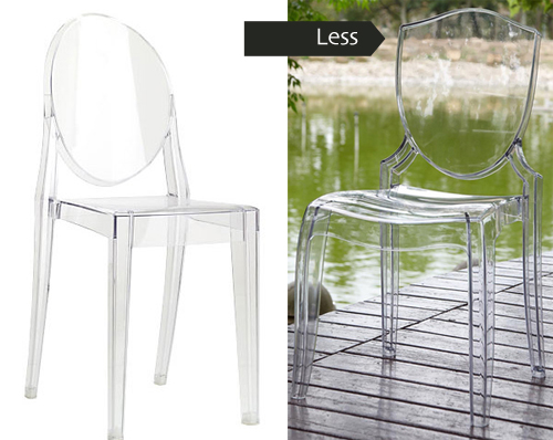 (Image, Victoria Ghost Chair, Similar At Overstock)