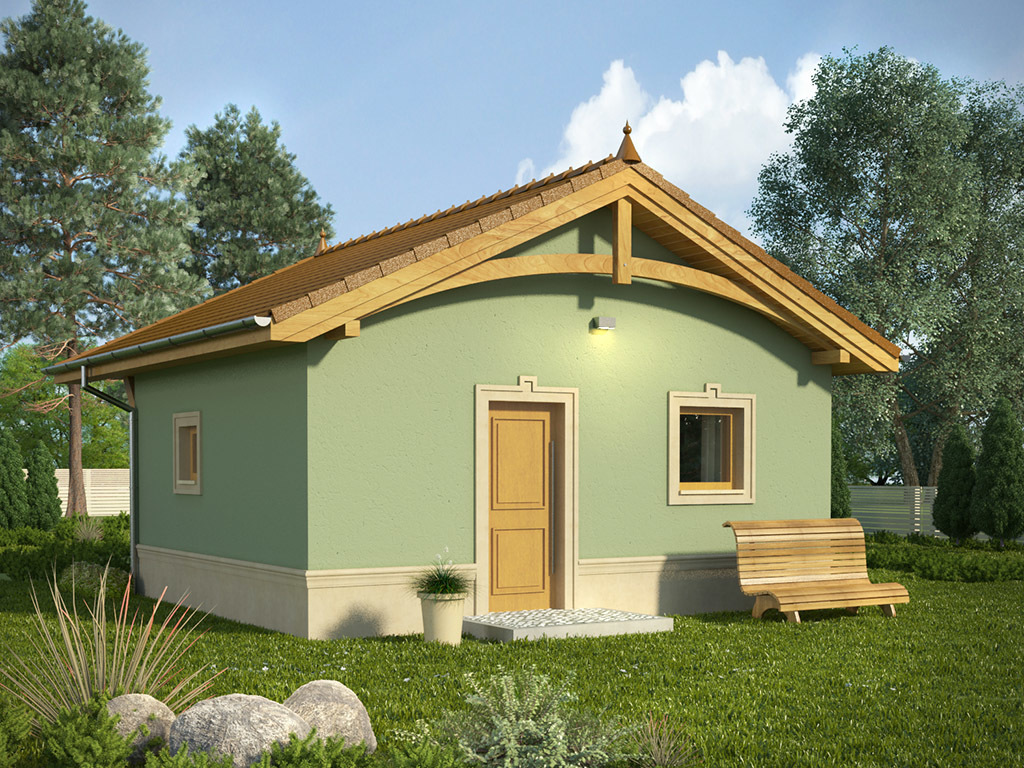 Have you ever dreamt of having a small special space just for you? A house where you can just lay your worries away and relax. Come and see these 5 small beautiful home that has a total living space of 25 square meters. 1 bedroom, 1 bathroom, and a kitchen. Perfectly suitable for small families.