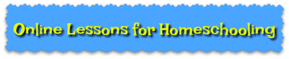 Free Online Lessons for Homeschooling