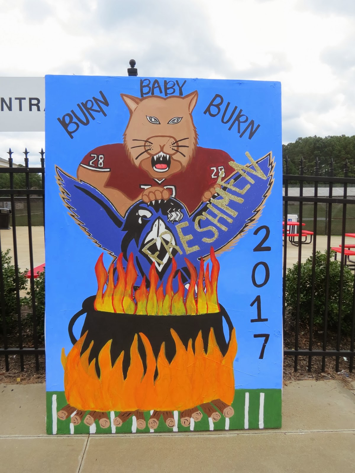 Louisville High School: Showing Some Homecoming Spirit at ...