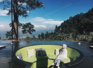 Harga Tiket Masuk Wahana Ayana Di Candi Gedong Songo Semarang