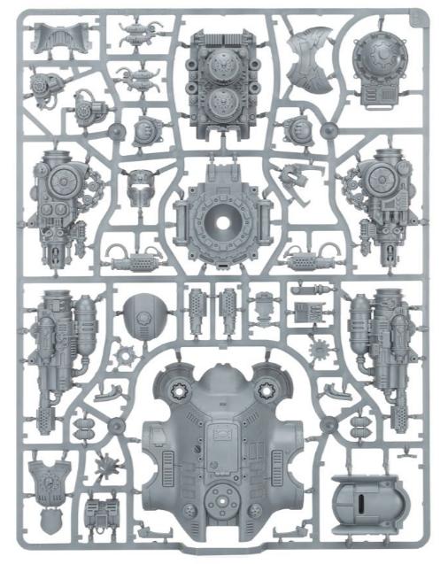 matriz Imperial Knight Dominus Valiant