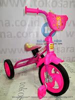 Sepeda Roda Tiga BMX PMB 919 Safari-Pink