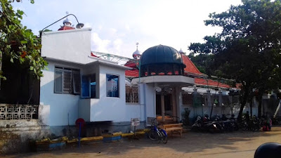 Makam Mbah Syekh Ahmad Mutamakkin Kajen Pati
