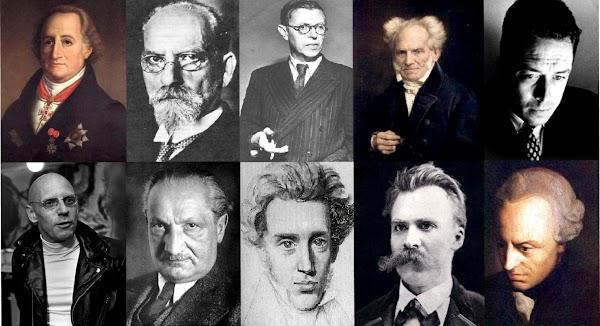 Los 30 Filosofos mas grandes de la Historia