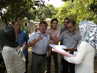 Sidak Proyek Taman Kehati, Dewan : Konsep Mentah Berpotensi Mangkrak