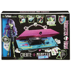 MH Create-a-Monster Design Lab Doll