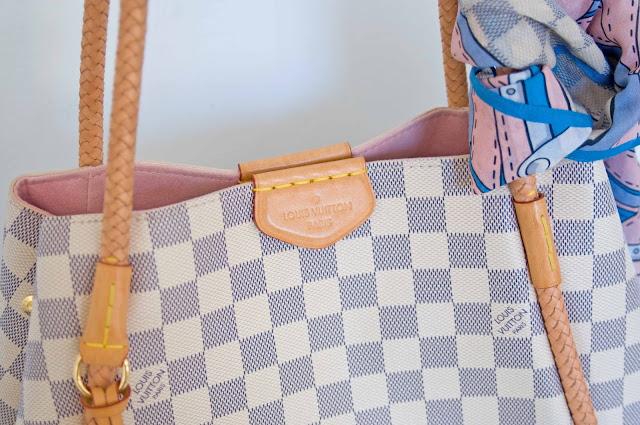 zapięcie torby oryginał Louis Vuitton