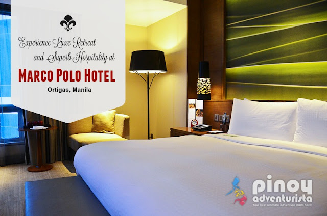 Marco Polo Hotel Ortigas Manila Blog Review