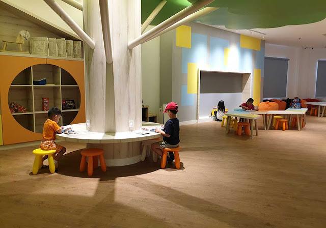 Hotel menarik di Kuantan untuk kanak-kanak