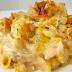Dorito Chicken and Cheese Casserole