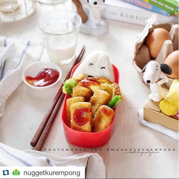 Gambar, Foto Resep Masakan Nugget Sayur