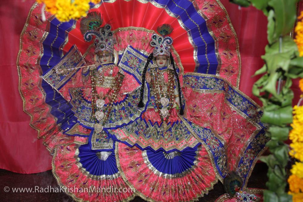 radha krishna temple in delhi