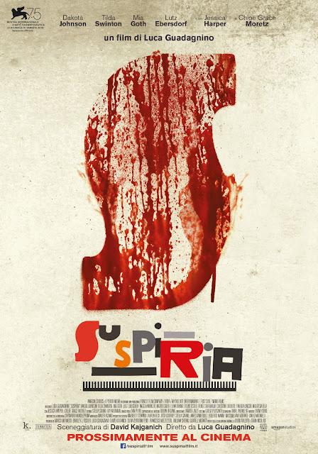 Suspiria 2019 Poster