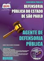 Apostila Defensoria Pública-SP Agente Concurso DPESP.