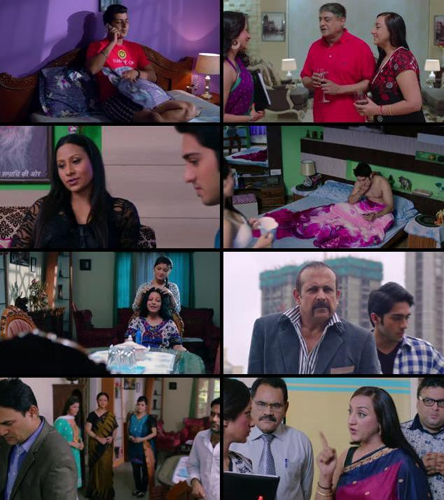 Miss Teacher 2015 Hindi 720p WEBRip