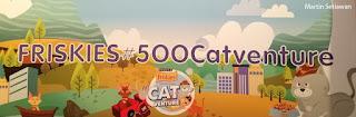 Friskies Cat Venture