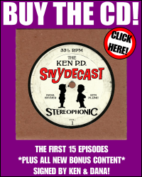 Snydecast CD!