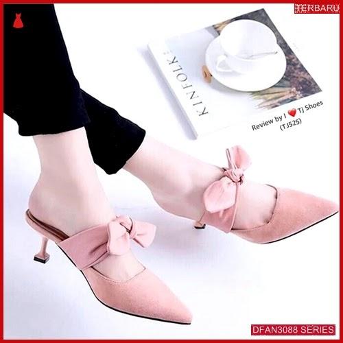 DFAN3088S97 Sepatu Tm05 Hils Sol Wanita Karet Sepatu BMGShop