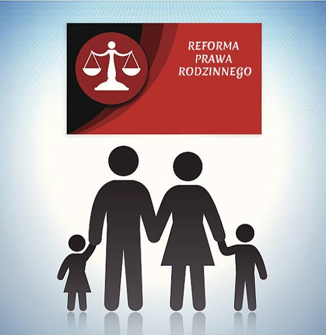 Reforma prawa rodzinnego – zmiany na lepsze dla dzieci i rodzin