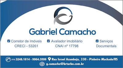 Gabriel Camacho vende