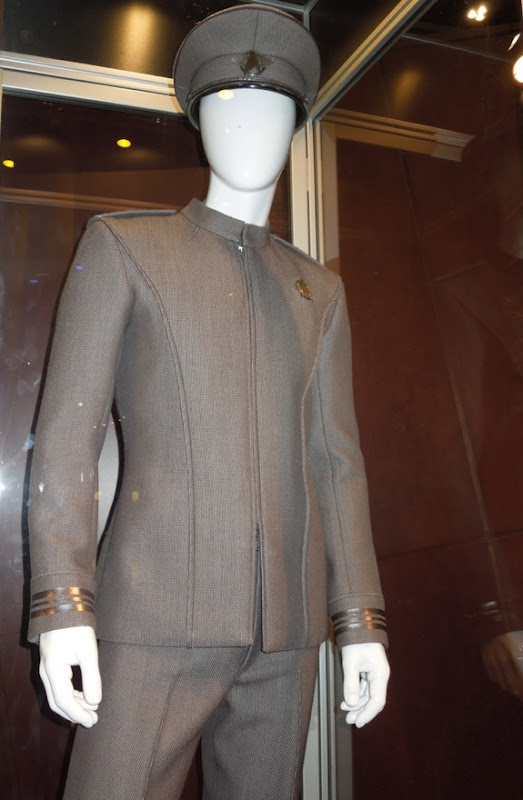Captain Kirk Star Trek Into Darkness Starfleet uniform