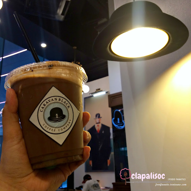 Iced Mocha from Caravan Black BGC