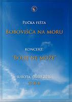 Bolje ne može, koncert, Bobovišća na moru slike otok Brač Online