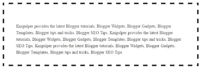 Blogger Blockquote widget style 2