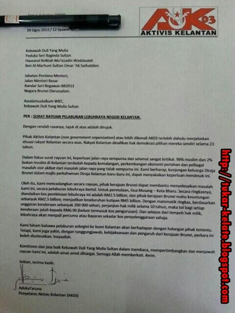 Contoh Surat Rasmi Kerajaan Brunei Resepi Book P