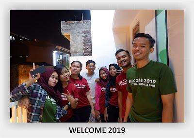 Tahun Baru 2019 Kebersamaan Sahabat Cinta