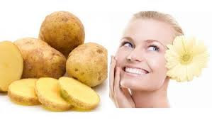 Potatoes Remedy Against Wrinkles and Dark Eye Circles