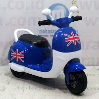 junior me0618 mini scooter battery toy motorcycle
